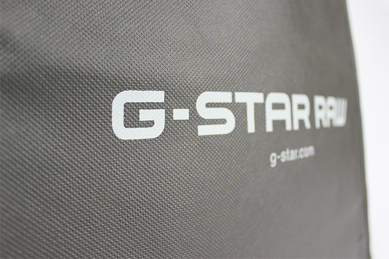 G-STAR, branding, woven labels, printed labels, packaging, manufacturing, labeltex mills, barcoding, patches and leather, sublimation, buttons, zippers